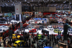 Geneva show organizers urge exhibitors to make health checks