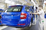 Czech car production increased by 4 percent