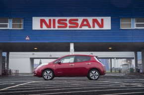 Nissan says Brexit deal will determine future UK plant investment