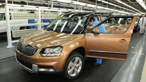 Škoda expands Yeti capacities