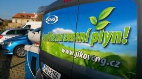 Levné dálniční známky pro CNG auta, LPG za plnou cenu