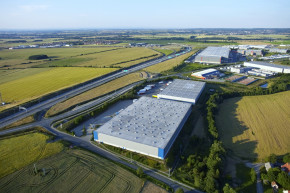 Two new facilities at Prologis Park Prague D1