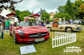 Legendy: Mercedes chystá dvě výstavní premiéry