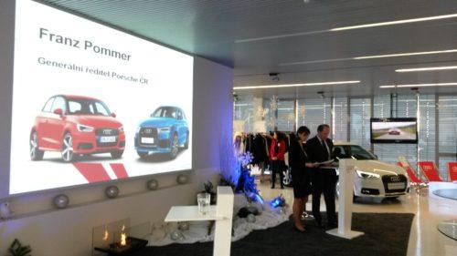 Porsche ČR: tendr na PR agenturu jde do finále