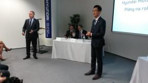 Hyundai Motor Czech mění prezidenty