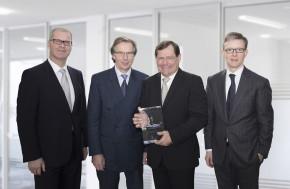 CG Car-Garantie má cenu od Daimleru