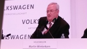 Dieselgate: exšéf VW Winterkorn obžalován