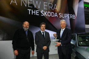 Skoda CEO Vahland urges Czech euro adoption