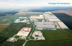 Prologis leases speculative development in Slovakia