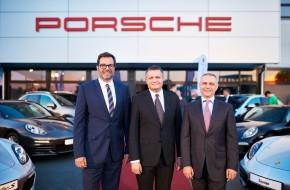 Porsche otvírá servisní centrum v Ostravě