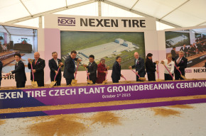 Czech Republic sold land to Nexen Tire