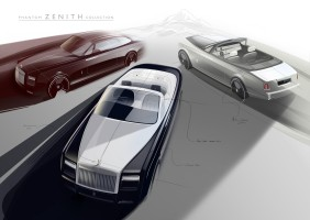 ROLLS-ROYCE BRINGS 7-TH GENERATION OF PHANTOM TO AN END