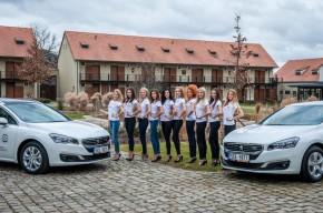 Česká Miss 2016 jezdí v Peugeotu