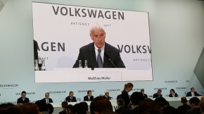 VW Group's 2017 sales rose 4% to 10.7 million