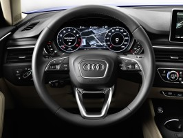 Audi continues global growth in April