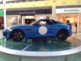 Do brněnské Olympie přijel Jaguar Project 7