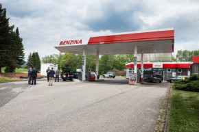 Czech Republic has 140 CNG filling stations