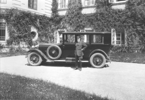 Škoda vehicles have served Czech presidents for 90 years