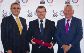 Žebříček Czech Top 100 letos vedou exportéři