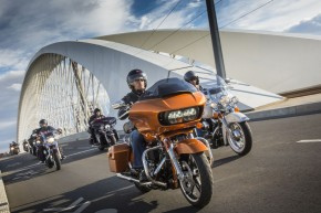 V Holešovicích startují Prague Harley Days
