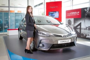 Toyota Motor Czech hires new PR manager