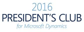 Webcom opět v Microsoft Dynamics President´s Club