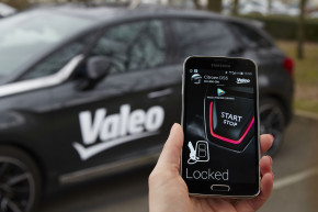 Valeo will test autonomous vehicles in Usti