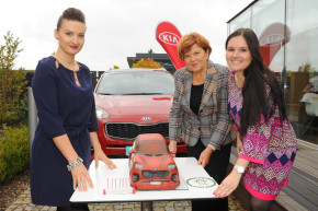 Kia celebrates 7 years of cooperation with Child Foundation