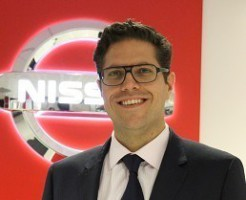 New executive manager in Nissan SCEE