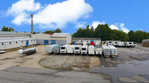 Logistický areál Hanzalík jde do prodeje