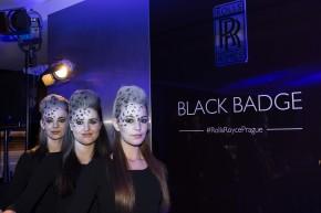 Rolls-Royce ukázal v Praze Black Badge