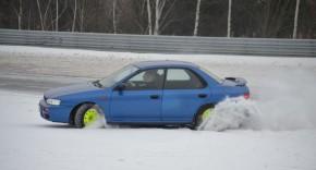 I v teplé zimě hrozí na silnicích ledovka či rozbředlý sníh