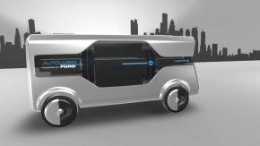 Ford pracuje na automatizovaném doručování zásilek
