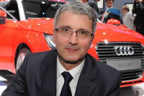 Audi denies CEO Stadler will be replaced by Vahland