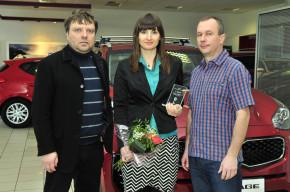 PR manažer roku 2016: Kateřina Jouglíčková