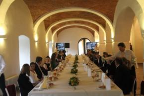Pilsner Urquell hostil novináře na hradě