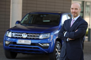VW Commercial Vehicles with a new boss