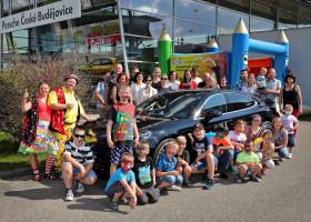 Den s Porsche pro děti s onkologickým onemocněním