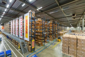 DHL Supply Chain bude obsluhovat Ricoh
