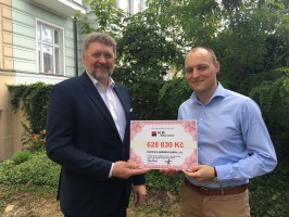 Nadace KB Jistota se zaměřuje na paliativní péči