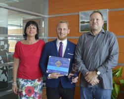 Šponar z Webcomu získal cenu Microsoftu