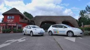 Arval rozšířil flotilu o dva elektromobily