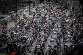Prague Harley Days 2017 opět v září