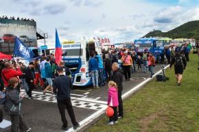 Czech Truck Prix sledovalo téměř 100 tisíc lidí