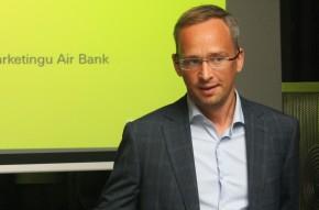 Air Bank letos vzrostla bilanční suma o 10 %