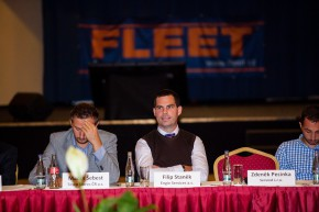 Tour de Fleet 2017 ends in Prague