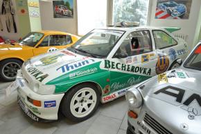 Prague will host Racing Expo in November