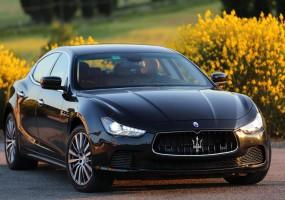 Maserati chce letos prodat v ČR 100 aut
