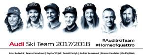 Audi Ski Team jede dál bez Strachové