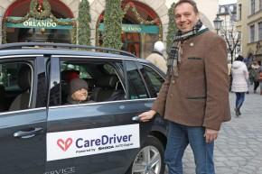 Škoda podporuje platformu CareDriver